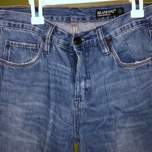 Blank NYC Highwasted Jeans